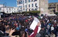 تظاهرات في الجزائر احتجاجاً على ترشح بوتفليقة للرئاسة