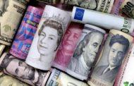 الين يتراجع أمام الدولار واليورو يقلص مكاسبه