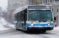 Tempête: les autobus s'en tirent à bon compte