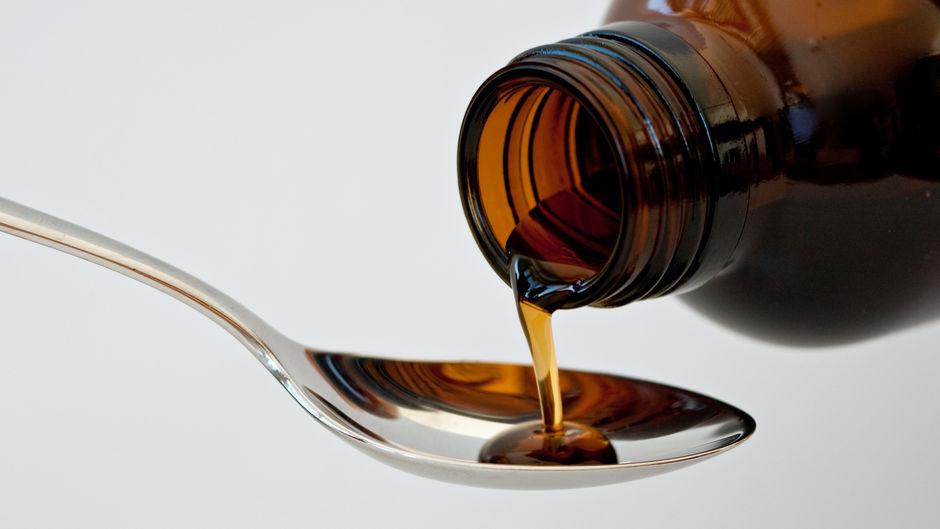 Les moins de 18 ans doivent éviter les produits contre la toux et le rhume contenant des opioïdes