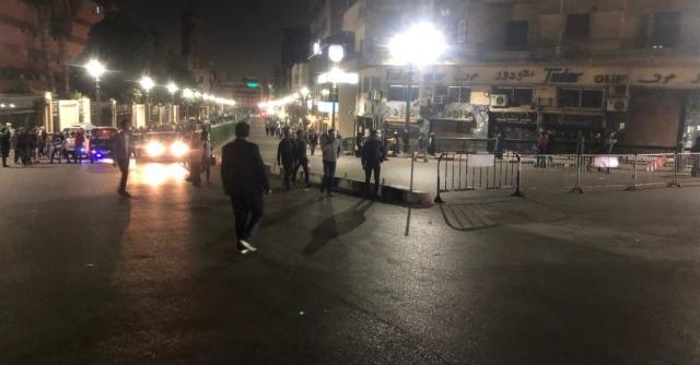 6 قتلى وجرحى في تفجير إرهابي بمصر