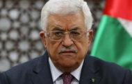 الرئيس الفلسطيني: قرار إسرائيل قرصنة أموالنا مسمار في نعش اتفاق باريس وتنصل من كل الاتفاقات