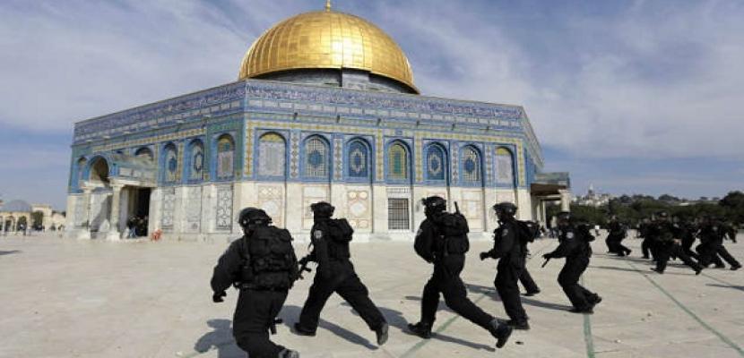 """289 مستوطنًا يهودياً يقتحمون """"الأقصى"""" بحراسة مشددة من الاحتلال الإسرائيلي"""