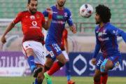 حرس الحدود يتعادل سلبيا مع مصر للمقاصة في الدوري