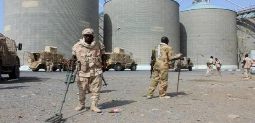 الأمم المتحدة تحذر من خطر تلف قمح الحديدة في ظل تعذر الوصول إليه بسبب تعنت الحوثيين