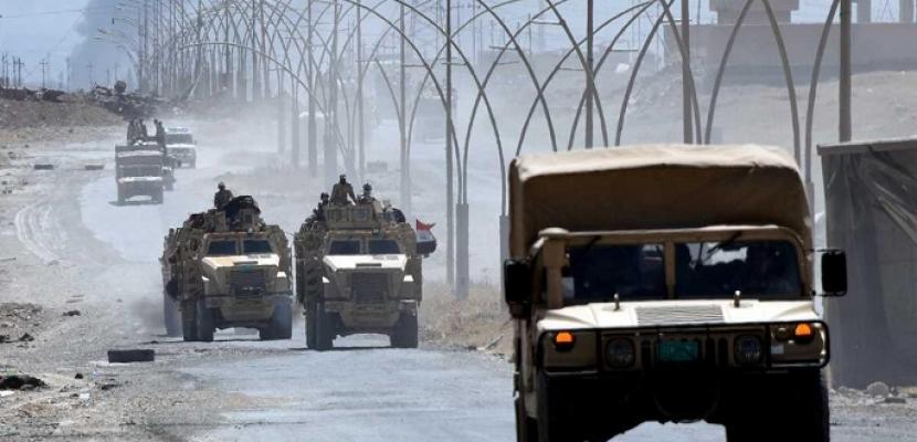 """انطلاق عملية عسكرية لدحر """"داعش"""" جنوب سامراء العراقية"""
