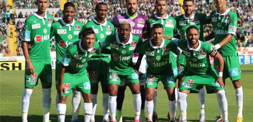 الرجاء المغربي يسعى لريمونتادا تاريخية أمام النجم الساحلي بالبطولة العربية