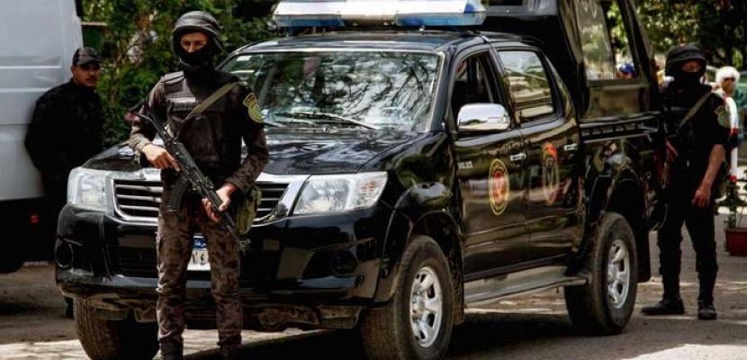 مقتل 16 إرهابياً فى تبادل لاطلاق النار مع قوات الأمن فى بؤرتين ارهابيتين بالعريش