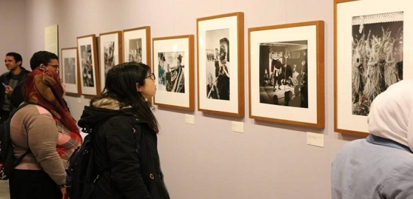 """مدير مؤسسة اليابان يفتتح معرض """"توهوكو بعيون مصورين يابانيين"""" بالإسكندرية"""