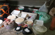 ضبط مخزن مواد متفجرة داخل منزل إرهابى الدرب الأحمر