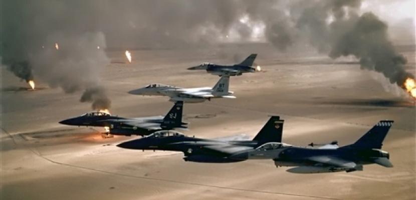 التحالف العربي يقصف خطوط إمداد الحوثيين بحجة وعمران.. والجيش اليمني يحرز تقدما في خب والشعف بالجوف