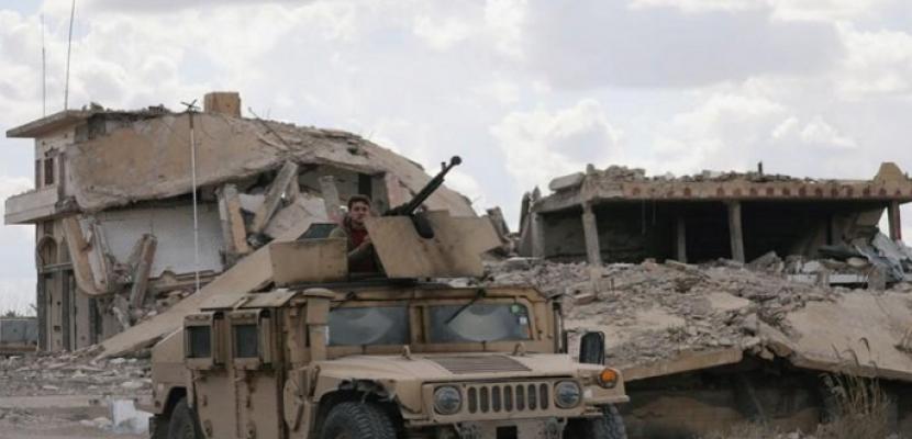 قوات سوريا الديمقراطية: داعش يصعد حرب العصابات في سوريا