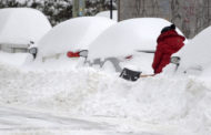 Jusqu'à 20 cm de neige prévus sur le sud du Québec