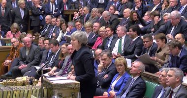 اليوم البرلمان البريطاني يناقش خطة الخروج