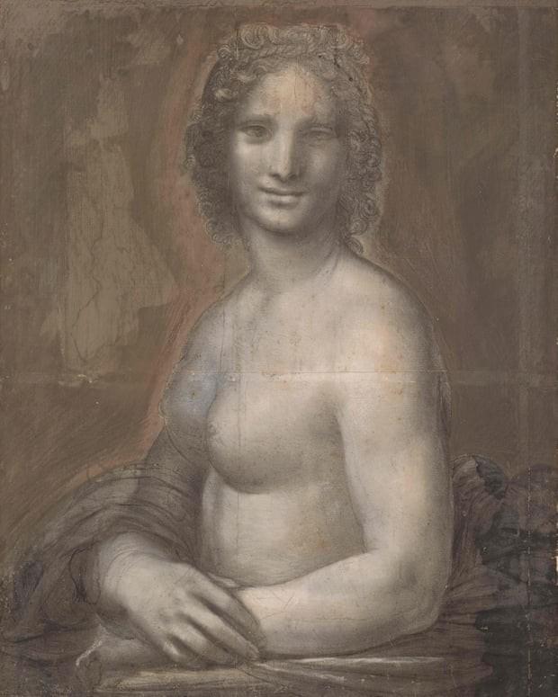 """هل رسم دا فينشي """"الموناليزا العارية""""؟"""