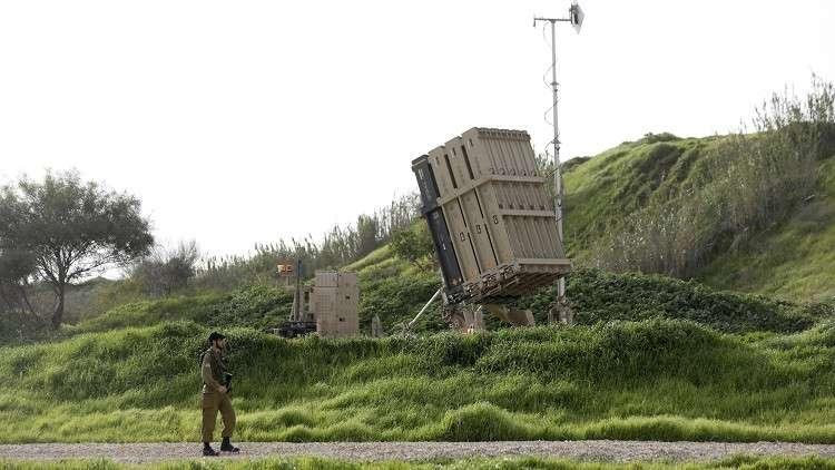 إطلاق صاروخ من غزة على إسرائيل