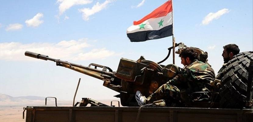 الجيش السوري يقضي على مجموعات إرهابية بريفي إدلب وحماة