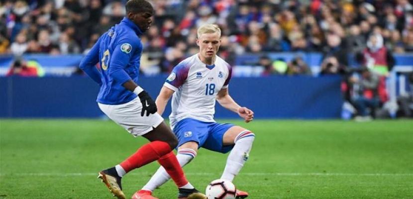 فرنسا تفوز على أيسلندا برباعية نظيفة فى تصفيات يورو 2020