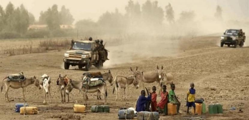 مقتل 134 شخصاً في هجوم استهدف قرية وسط مالي