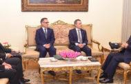 الرئيس السيسي يبحث مع وزير خارجية سويسرا القضايا الإقليمية وجهود مكافحة الإرهاب
