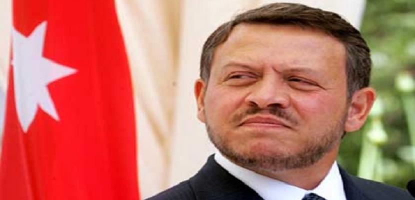 العاهل الأردني يلغي زيارته لرومانيا بسبب عزمها نقل سفارتها للقدس
