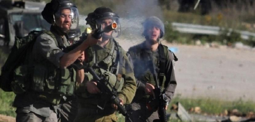 مدفعية الاحتلال الإسرائيلى تقصف نقطة رصد للمقاومة الفلسطينية وسط غزة