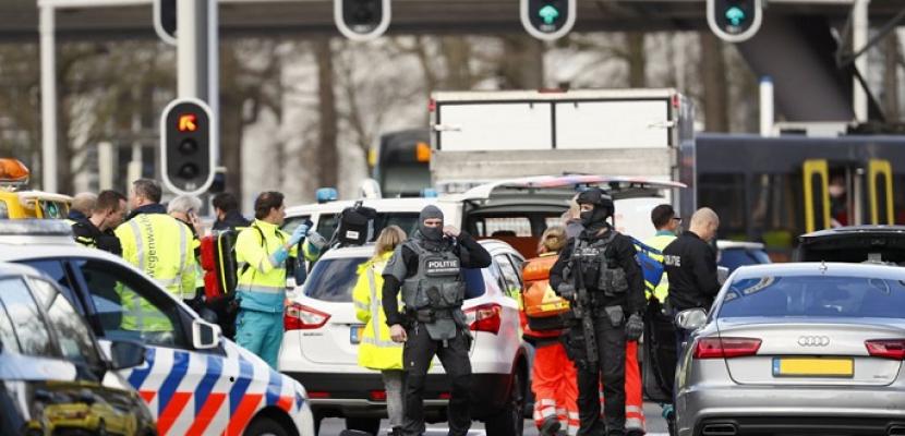 """سقوط جرحى في حادث إطلاق نار بمدينة """"أوتريخت"""" الهولندية"""