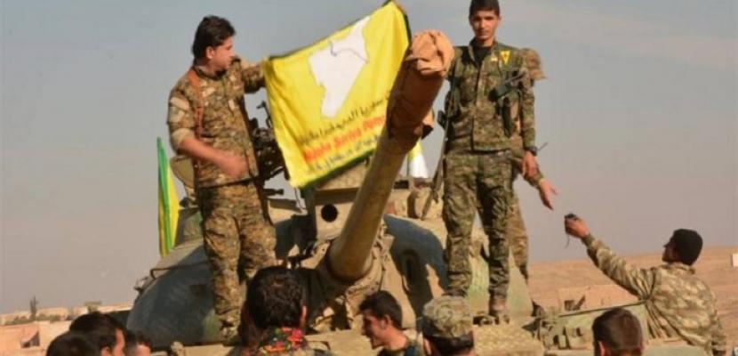 """""""قسد"""" تستأنف هجومها على داعش في الباغوز السورية"""