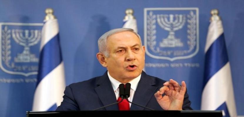 نتنياهو يهدد بحملة واسعة على غزة لكن كخيار أخير