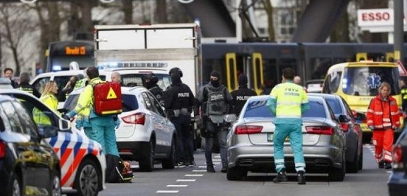 """ارتفاع ضحايا هجوم """"أوتريخت"""" إلى 3 قتلى والشرطة الهولندية ترفع حالة التأهب للقصوى"""