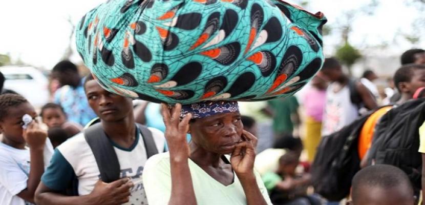الأمم المتحدة: نحو 1.85 مليون شخص تضرروا بالإعصار في موزمبيق