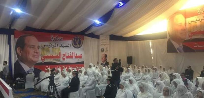 صندوق تحيا مصر : سداد ديون 70 غارمة بمناسبة عيد الأم