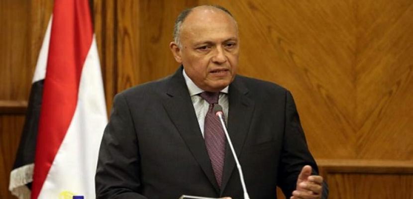 مصر تستضيف اليوم اجتماع ثلاثى حول ليبيا .. ومؤتمر صحفى لاعلان نتائجه