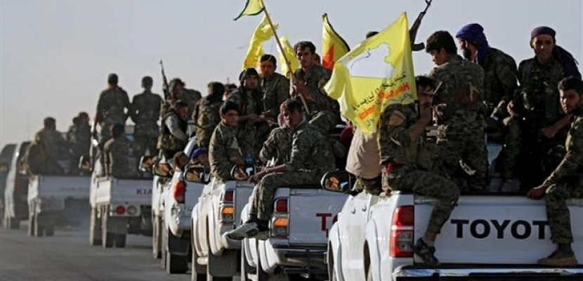 قوات سوريا الديمقراطية تعلن النصر الكامل على داعش في بلدة الباغوز