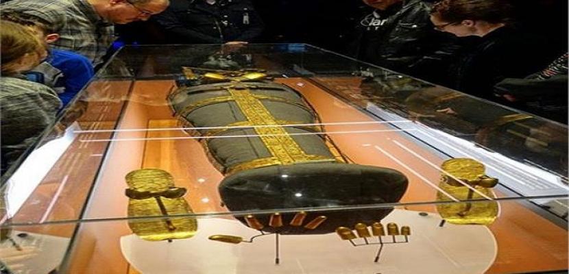 """معرض """" كنوز الفرعون """" يفتح أبوابه اليوم للجمهور في باريس"""