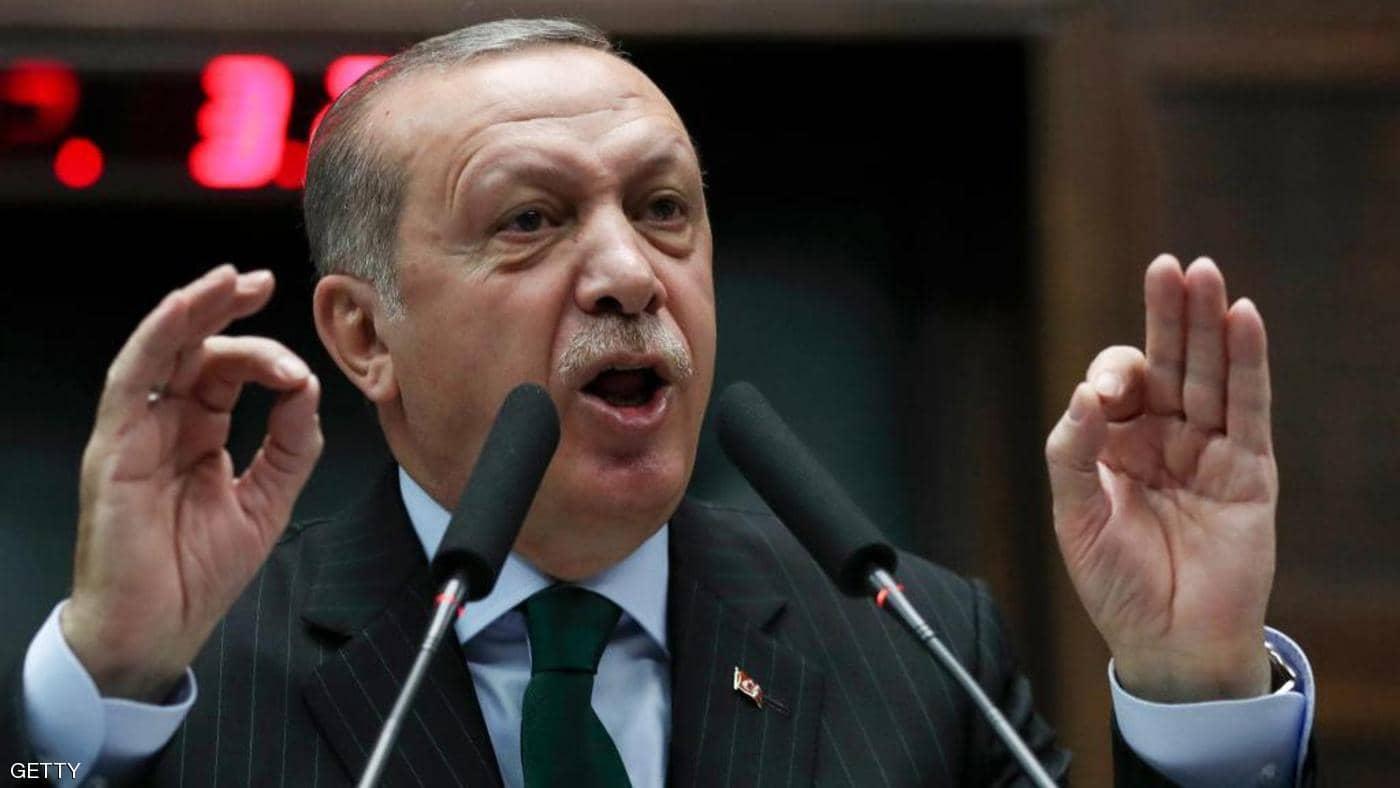 """فرنسا: تصريحات أردوغان """"عنيفة وتتسم بالكراهية"""""""