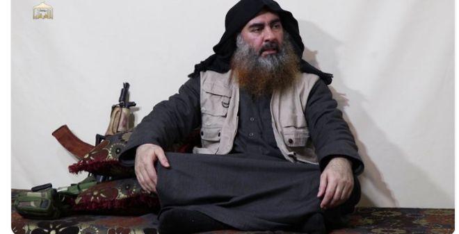 """بعد خسارة أرض """"الخلافة"""" البغدادي يتوعد أعداؤه"""