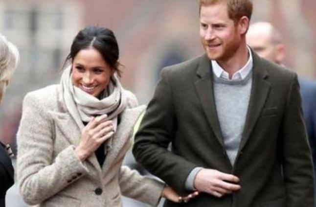 الأمير هاري وزوجته يقرران الحفاظ على السرية فيما يتعلق بطفلهما المنتظر