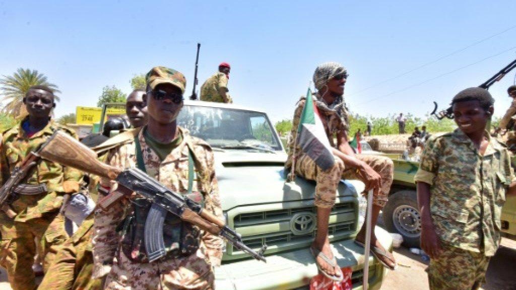 المجلس العسكري الانتقالي يؤكد بقاء القوات السودانية المشاركة في التحالف العربي في اليمن
