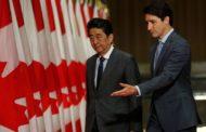 Partenariat transpacifique: un succès même sans Trump, selon Trudeau et Abe