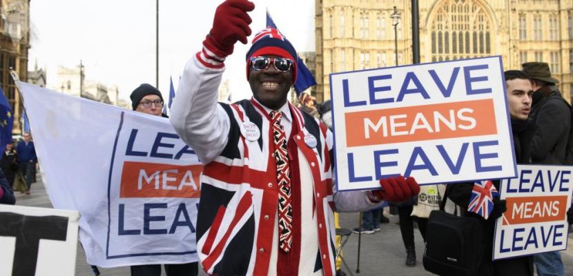 بريطانيا والاتحاد الأوروبي تتفقان على إرجاء البريكست حتى 31 أكتوبر