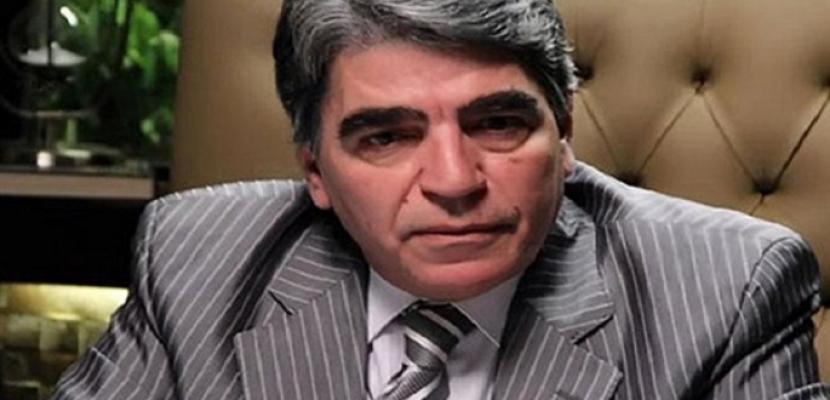 رحيل الفنان محمود الجندي عن عمر يناهز الـ 74..والجنازة اليوم من مسقط رأسه بالبحيرة