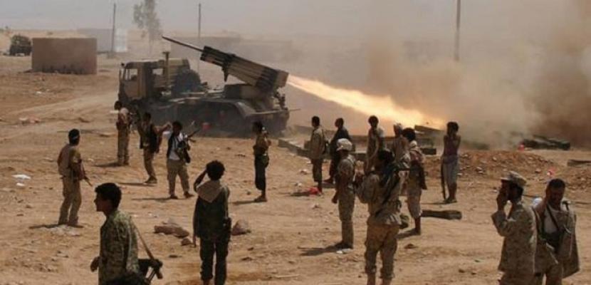 الجيش اليمني يحبط هجوما لميليشيا الحوثي في محافظة تعز