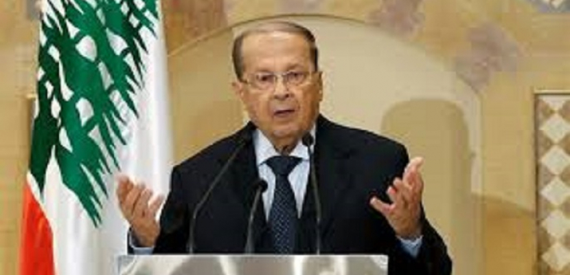 عون: نرفض السيادة الإسرائيلية على الجولان.. ولا بد من استعادة أراضينا المحتلة