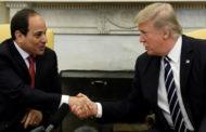 قمة مصرية – أمريكية بين السيسى وترامب اليوم بالبيت الأبيض لبحث العلاقات الثنائية وقضايا المنطقة