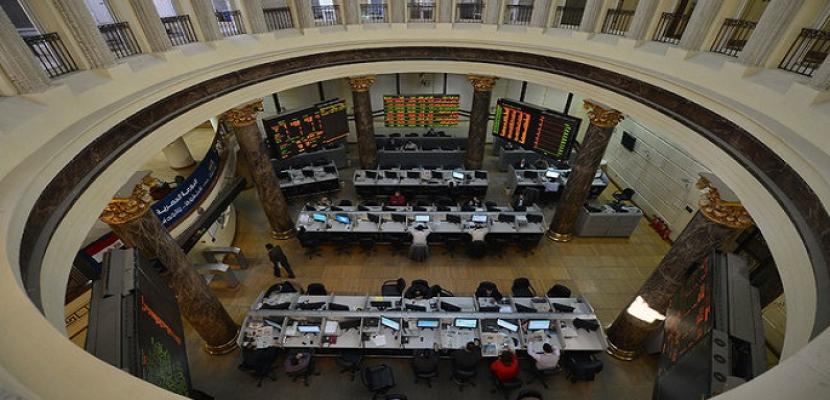 البورصة تخسر 6 مليارات جنيه ومؤشرها يتراجع 0.55% بتعاملات الثلاثاء