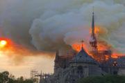 حريق نوتردام