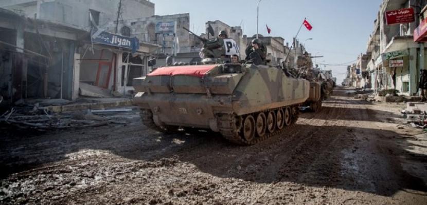 قيادى كردى بارز: عرب تحتل مدينة عفرين وسنقاومها