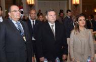 وزيرا الاستثمار وقطاع الاعمال العام يفتتحان المؤتمر السنوى العاشر لاتحاد البورصات العربية