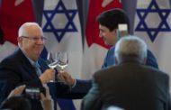 الرئيس الإسرائيلي في كندا في زيارة دولة مدتها ثلاثة أيام